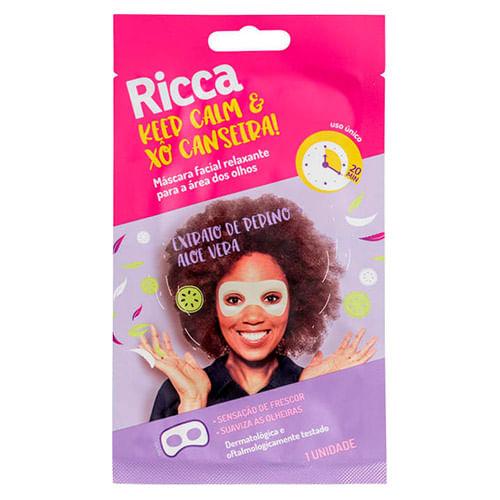 mascara-facial-ricca-relaxante--para-area-dos-olhos-38gr-maestral-Drogaria-SP-662550
