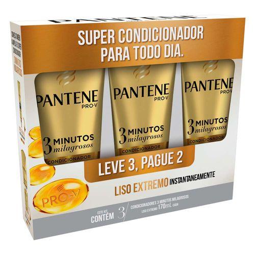 kit-pantene-3-minutos-milagrosos-liso-extremo-condicionador-170ml-3-unidades-Drogaria-SP-663514