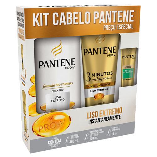 kit-pantene-shampoo-liso-extremo-400ml-condicionador-3-minutos-milagrosos-170ml--ampola-15ml-Drogaria-SP-661643