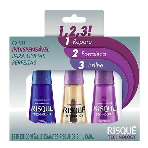 kit-esmalte-risque-technology-grupo-tratamento-3x8ml-Drogaria-SP-658006