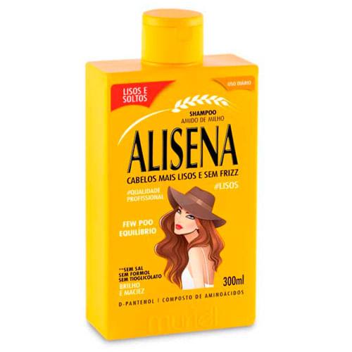shampoo-alisena-cabelo-liso-300ml-muriel-Drogaria-SP-658189
