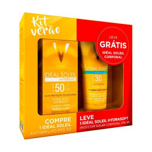 kit-protetor-solar-vichy-ideal-soleil-antibrilho-fps-50-gra-loreal-brasil-Drogaria-SP-661708