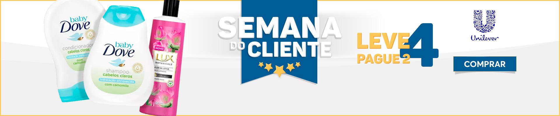 SEMANA DO CLIENTE Unilever