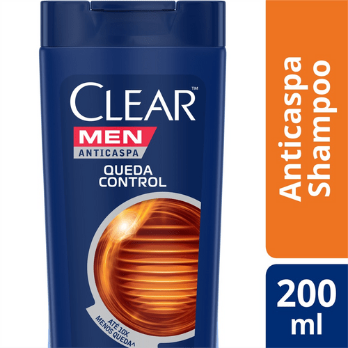 Shampoo-Anticaspa-Clear-Men-Queda-Control-200ml-Drogaria-SP-217069
