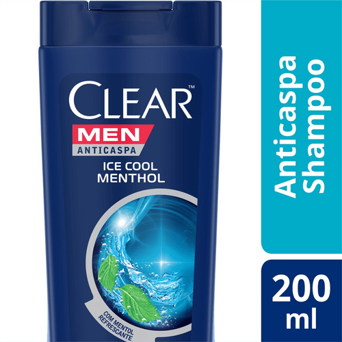 Shampoo-Anticaspa-Clear-Men-Ice-Cool-Menthol-200ml-Drogaria-SP-275409