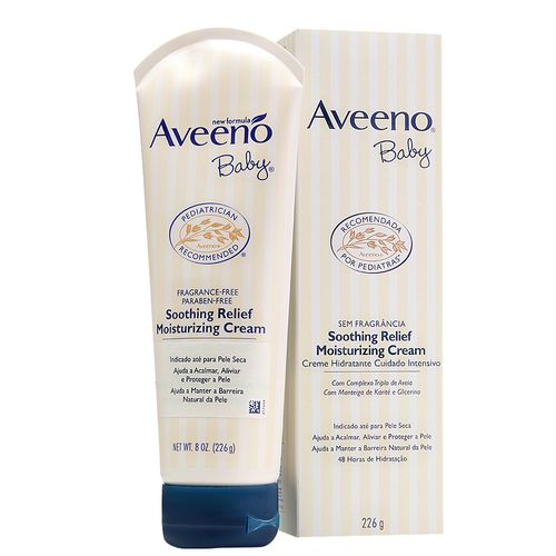 Creme-Hidratante-Aveeno-Baby-Soothing-Relief-226g-Drogaria-SP-611018-0