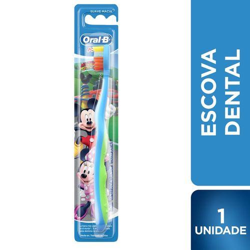escova-de-dente-oral-b-mickey-macia-Drogaria-SP-474533