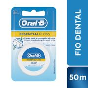 fio-dental-oral-b-essential-floss-encerado-50m-Drogaria-SP-149438
