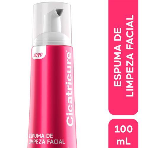 espuma-de-limpeza-facial-cicatricure-100ml-genomma-Drogaria-SP-667609--2-