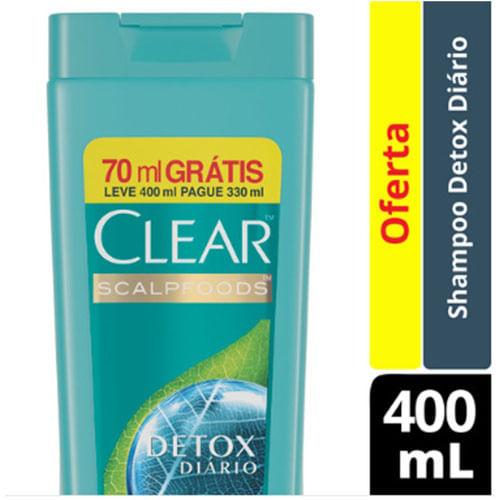 shampoo-anticaspa-clear-scalpfoods-detox-diario-400ml-Drogaria-SP-695084