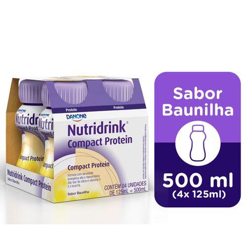 Kit-4-Nutridrink-Compact-Protein-Baunilha-125ml-drogaria-sp-633380