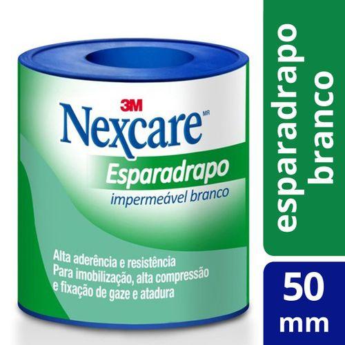 Esparadrapo-Impermeavel-Nexcare-Branco-50mm-x-3m-185434-1