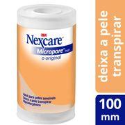 Fita-Micropore-Nexcare-Bege-100mm-x-45m-201499-1
