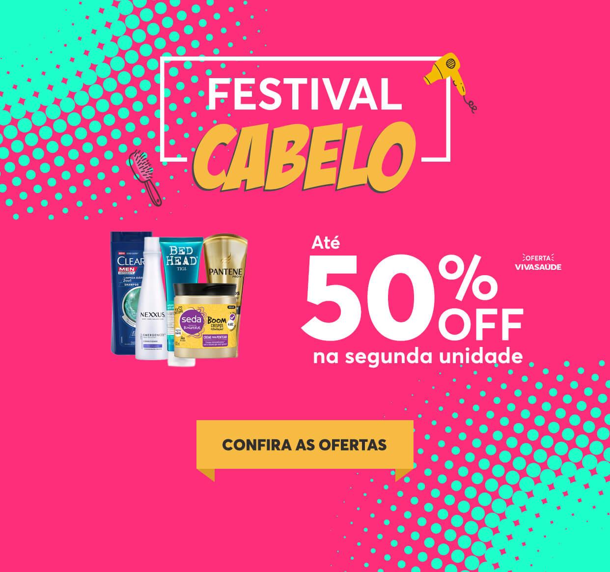 FESTIVAL DO CABELO