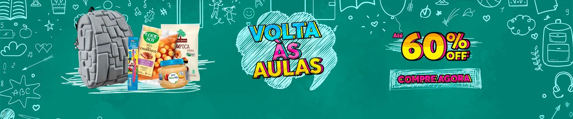 VOLTA AS AULAS