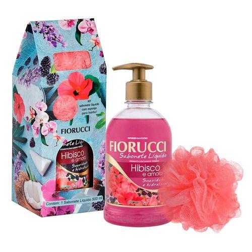 kit-sabonete-liquido-fiorucci-unique-hibisco-e-amora-500ml--esponja-de-banho-Drogaria-SP-698610