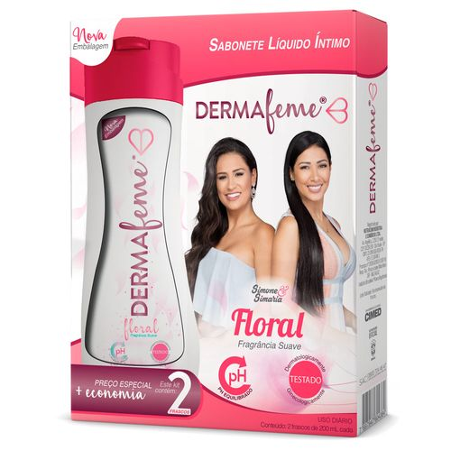kit-dermafeme-dermafeme-sensitive-200ml-c-2-Drogaria-SP-385034