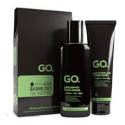 kit-go-sos-barbudos-fresh-tea-tree-shampoo-para-barba-140ml--balm-modelador-Drogaria-SP-700371
