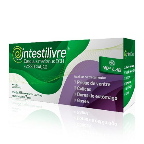 intestilivre-250mg-wp-lab-20-comprimidos-Drogaria-SP-698296