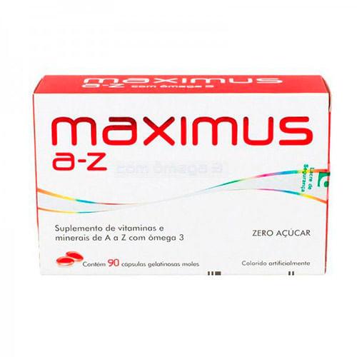 suplemento-vitaminico-maximus-A-Z-cifarma-90-capsulas-Drogaria-SP-701416