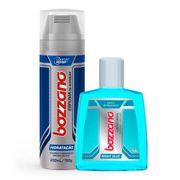 Kit-Bozzano-Espuma-de-Barbear-Hidratacao-196ml---Pos-Barba-Agua-Nova-Night-Blue-100ml-Drogaria-SP-935126678