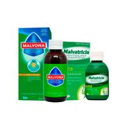 Kit-Malvona-Solucao-Oral-200ml---Antisseptico-Bucal-Malvatricin-100ml-Drogaria-SP-935126684