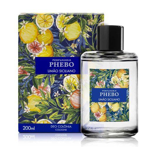 colonia-phebo-limao-siciliano-masculino-200ml-Drogaria-SP-382558