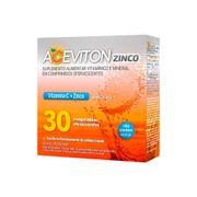 aceviton-zinco-cimed-laranja-30-comprimidos-efervescentes-Drogaria-SP-712450