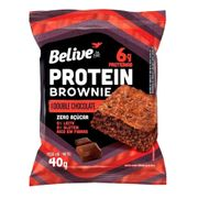 Brownie-Belive-Protein-Double-Chocolate-Zero-Acucar-40g-Drogaria-SP-710261