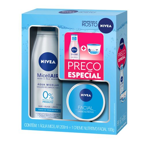 Kit-Nivea-agua-Micelar-Micellair-7-em-1--200ml-Creme-Facial-Nutritivo-100g-Drogaria-SP-711985