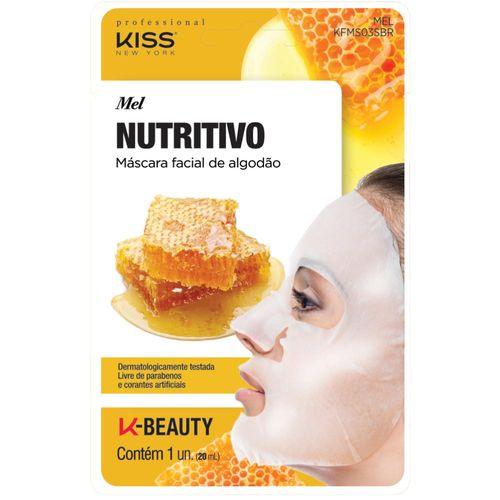 Mascara-Facial-Hidratante-Kiss-New-York-Mel-Nutritivo-20ml-Drogaria-SP-683469