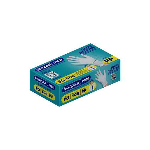 Luva-Latex-Bompack-Branca-Com-Po-Tamanho-PP-100-Unidades-Drogaria-SP-714798