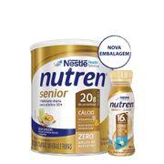 Kit-Suplemento-Alimentar-Nestle-Nutren-Senior-Sem-Sabor-370g--Baunilha-Zero-Lactose-200ml-Drogaria-SP-935127159