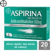 Aspirina-Microativa-500mg-Bayer-20-Comprimidos-Drogaria-SP-582859-1
