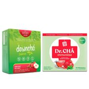 Kit-Cha-Desincha-Maca-e-Canela-30-Saches--Dr-Cha-Immunitea-Roma-com-Hortela-30-Saches-Drogaria-SP-935127184