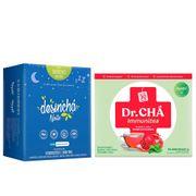 Kit-Cha-Desincha-Noite-60-Saches--Dr-Cha-Immunitea-Roma-com-Hortela-30-Saches-Drogaria-SP-935127185