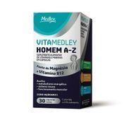 Suplemento-Alimentar-VitaMedley-Homem-30-Capsulas-Drogaria-SP-717401