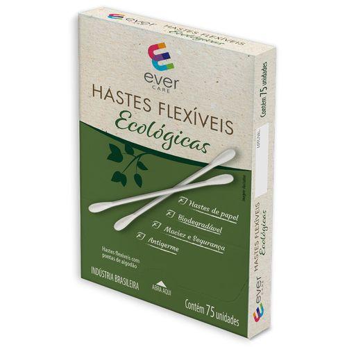 Hastes-Flexiveis-Ever-Care-Ecologicas-75-Unidades-Drogaria-SP-714089