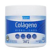 colageno-hidrolisado-em-po-stem-200gr-stem-Drogaria-SP-673773
