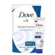 Kit-Dove-Sabonete-Liquido-Nutricao-Profunda-Refil-200ml--Espuma-De-Limpeza-Facial-Hidratacao-Essencial-15g-Drogaria-SP-935127433