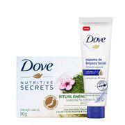 Kit-Dove-Sabonete-em-Barra-Ritual-Energizante-Matcha-e-Flor-de-Cerejeira-90g--Espuma-De-Limpeza-Facial-Hidratacao-Essencial-15g-Drogaria-SP-935127439