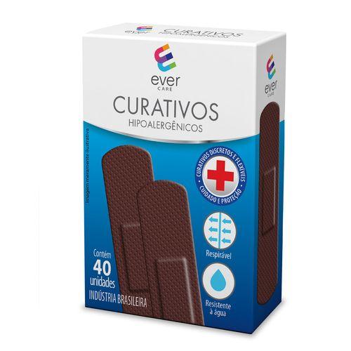 Curativos-Ever-Care-Marrom-40-Unidades-Drogaria-SP-718858