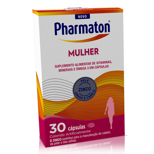 Kit Sabonete Líquido Íntimo Dermacyd 200ml + Multivitamínico Pharmaton Mulher 30 Cápsulas