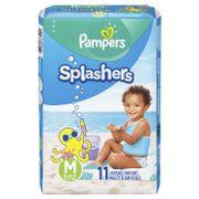 Fraldas-Para-Agua-Pampers-Splashers-Baby-Shark-M-G-11-Unidade-Drogaria-SP-691852