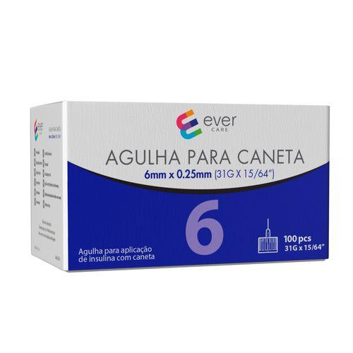 Agulha-Caneta-Insulina-Ever-Care-6mm-100-Unidades-Drogaria-SP-717380