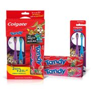 Kit-Tandy-Escova-Dental-Infantil-2-Unidades---Creme-Dental-50g-2-Unidades-Drogaria-SP-722324-1