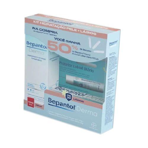 Kit-Bepantol-Derma-Hidratante-Intenso-Toque-Seco-30g--Protetor-Labial-4-5g-Drogaria-SP-720127