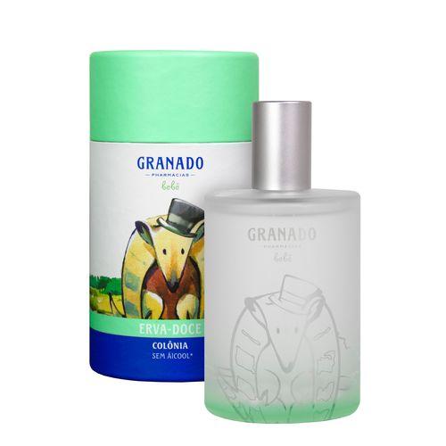 colonia-granado-erva-doce-100ml-Drogaria-SP-721697