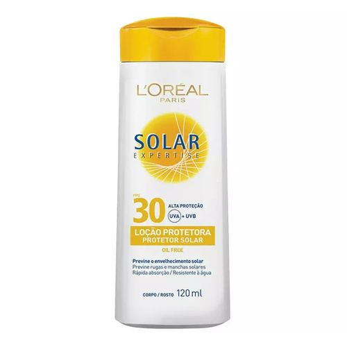 Protetor Solar LC FPS 30 200ml