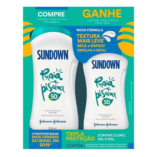 718050---kit-protetor-solar-corporal-sundown-praia-e-piscina-fps50-200ml---120ml